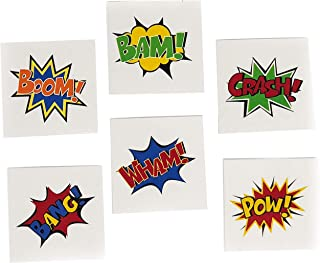144 Piece Superhero 2