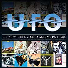 The Complete Studio Album Collection 1975-1986 [Box Set]