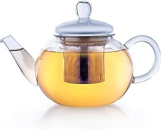 Teiera con setaccio Vetro Brocca teebereiter TEAMAKER 800 ML ✅ Secret de Gourmet