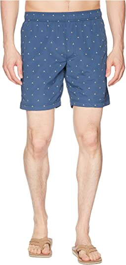 Class V Pull-On Trunk - Short