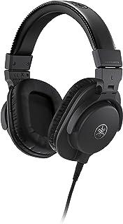 Yamaha HPH-MT5 Negro Circumaural Diadema auricular - Auriculares (Circumaural, Diadema, Alámbrico, 20 - 20000 Hz, 3 m, Negro)