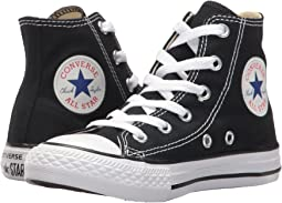 aea91dc58267 Converse chuck taylor all star leather hi black monochrome