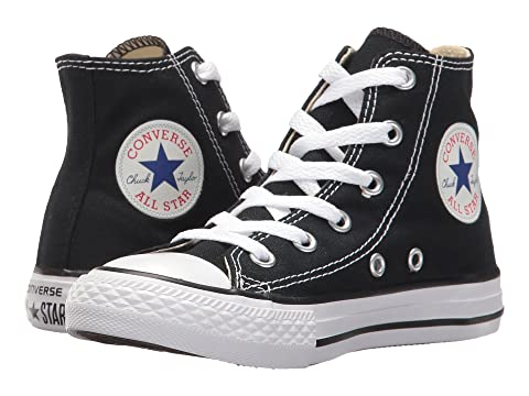 5d01f8a0df417b Converse Kids Chuck Taylor® All Star® Core Hi (Little Kid) at Zappos.com