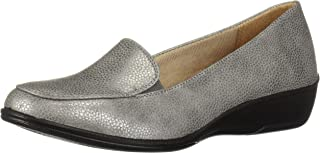 LifeStride Women's Impulse Loafer, Pewter, 9.5 M US
