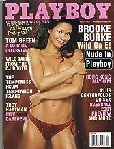 Brooke Burke Autographed Playboy Magazine May 2001 (Wild on E!) Paperback – 2001