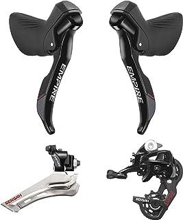 SENSAH Empire SS/GS STI Road Bike Shifters 11 Speeds Road Bike Shifters with Shift Cable,Double Speed Lever Brake Bicycle ...