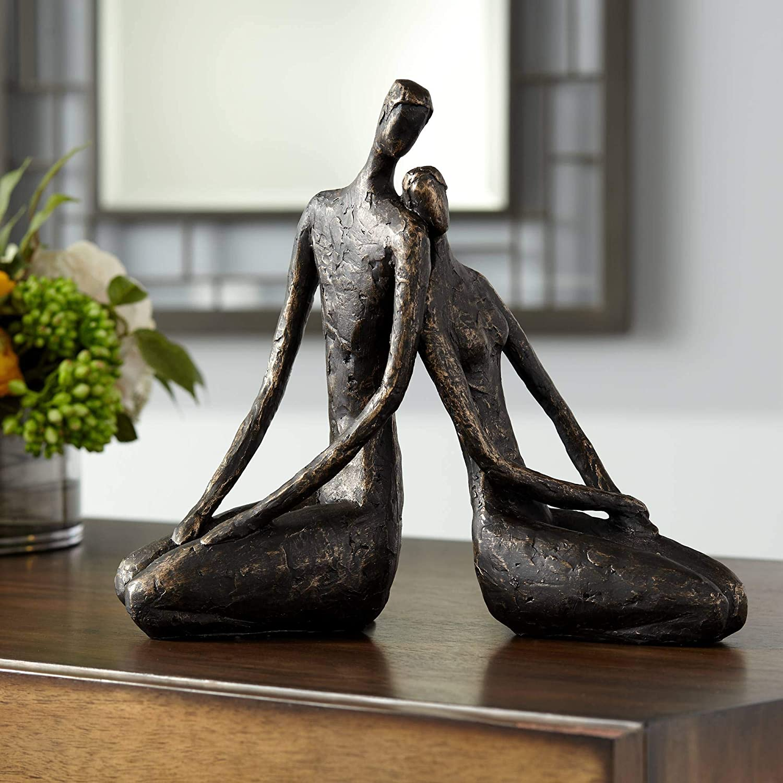Estatuillas para parejas