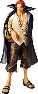 Banpresto - Figurine One Piece - Shanks Master Stars Pieces 26cm - 0045557302900