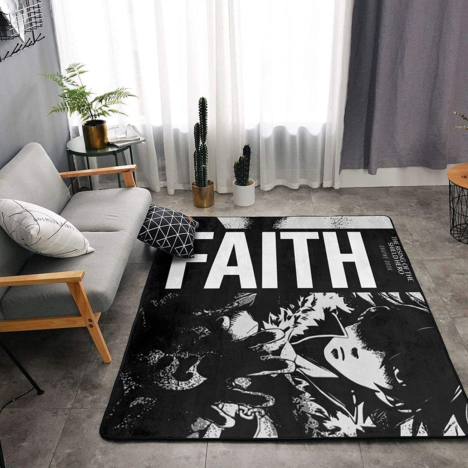The Rising of Shield Hero Dec Soft Personalized Carpet Many popular brands Super Manufacturer direct delivery
