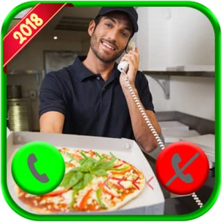 pizza delivery calling you - fake phone call from pizza delivery - free prank call ID