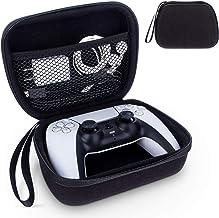 Custodie Per PS5 Wireless Controller,Borsa da Viaggio EVA Antiurto di Alta Qualità,Custodia Portatile da Viaggio Accessori...