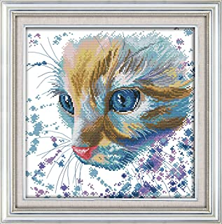 Best watercolor cross stitch patterns Reviews