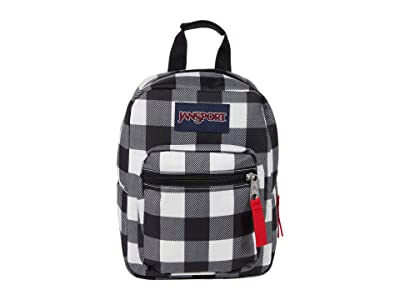 JanSport Big Break (Buffalo Check Mix) Backpack Bags