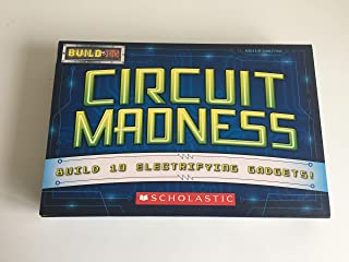 Circuit Madness Build-it! Build 10 Electrifying Gadgets!