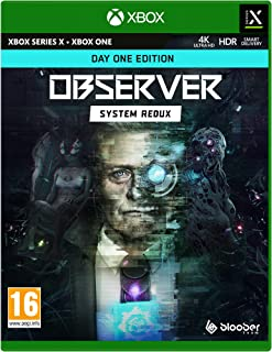 Observer: System Redux (Day One Edition) (Xbox Series X)