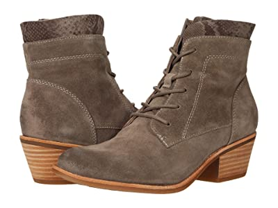 Sofft Althea Waterproof (Taupe Oiled Cow Suede/Amazonia Snake Print) Women
