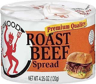 Underwood Roast Beef Spread, 4.25 Ounce (Pack of 24)