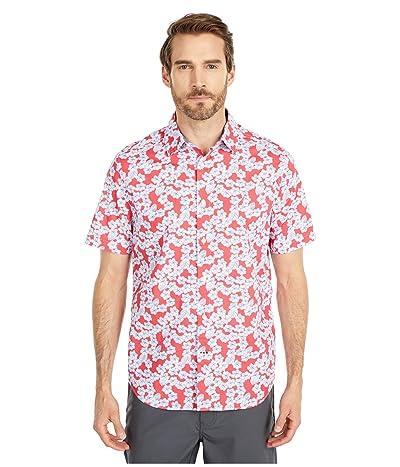 Nautica Casual Woven Shirt (Red) Men
