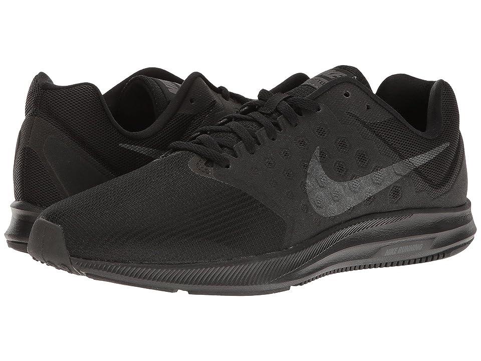 Nike Downshifter 7 (Black/Metallic Hematite/Anthracite) Men