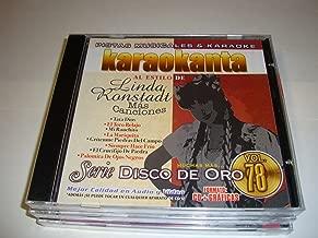 Linda Ronstadt Mas Canciones Cd Vol 78 Karaokanta Vol 78