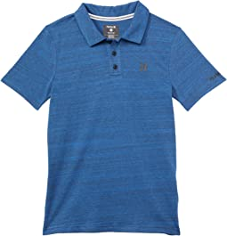 Streaky Polo Shirt (Big Kids)