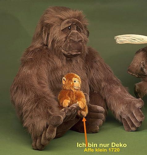 F ter Stofftiere 1750 Gorilla extra   80cm
