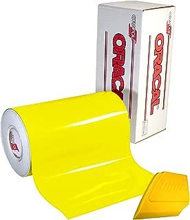 oracal brimstone yellow