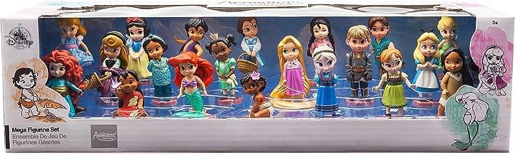 "Disney Store Animators/' Collection Mini Doll Gift Set 5"" 2018"