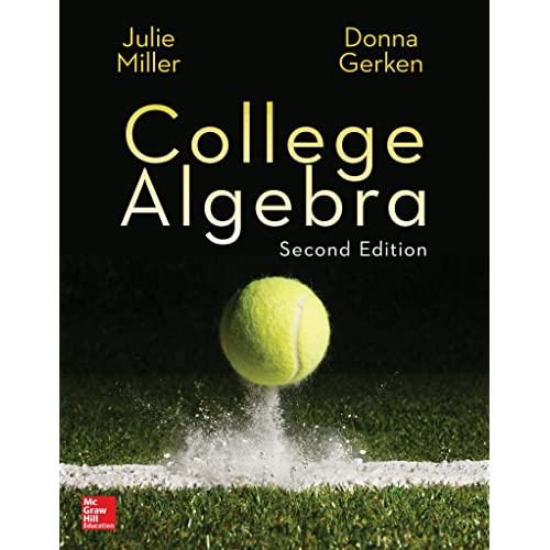 College Algebra: Amazon com