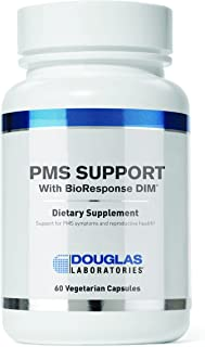 Douglas Laboratories - PMS Support with BioResponse DIM - Chaste Berry Extract, Magnesium and B Vitamins Formulated to Support PMS Symptoms and Reproductive Health* - 60 Capsules