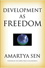 Development as Freedom Kindle Edition