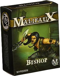 Wyrd Miniatures Malifaux Outcast Bishop Model Kit