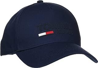 Tommy Hilfiger Men's Baseball Cap, Blue (Black Iris), One Size