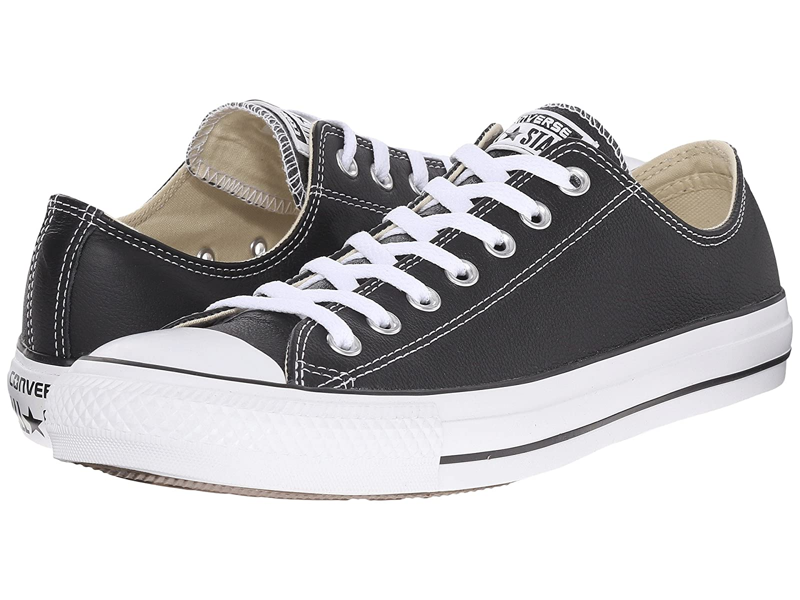 Converse Chuck Taylor® All Star® Leather OxAtmospheric grades have affordable shoes