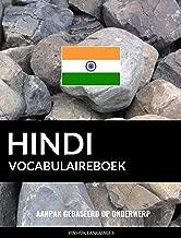 Hindi vocabulaireboek: Aanpak Gebaseerd Op Onderwerp