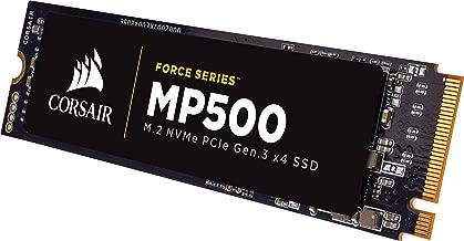 Corsair MP500 240 GB PCI Express 3.0 M.2 - Disco duro sólido (240 GB, M.2, PCI Express 3.0, 3000 MB/s)