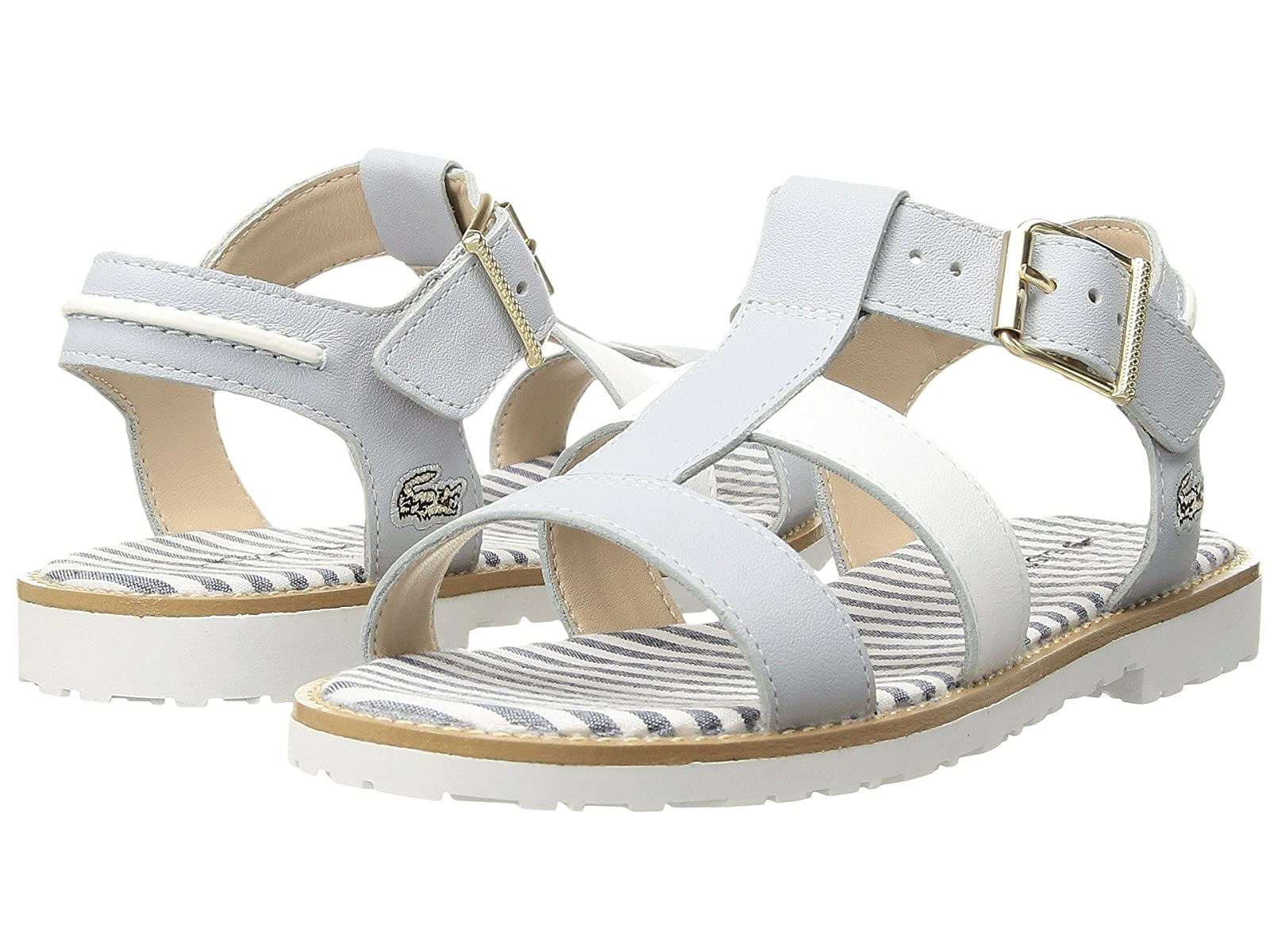 Lacoste Kids Jardena Sandal 217 1 (Little Kid)Cheap and distinctive eye-catching shoes