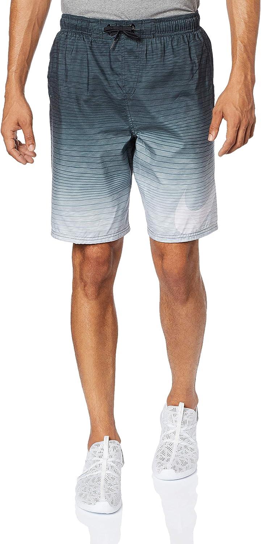 Nike Swim Men's Horizon Volley Board Shorts Hyper Royal