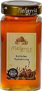 Griechischer Honig aus kretischem Thymian von Meligyris | Reiner unvermischter kretischer Honig 450