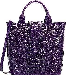کیف دستی کیف دستی PIJUSHI طراح کیف کیف تمساح کیف دستی کیف چرمی