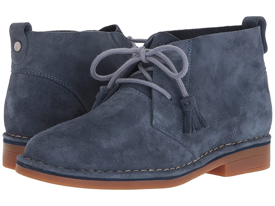Hush Puppies Cyra Catelyn (Vintage Indigo Suede) Women