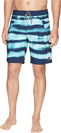 Roark Savage Buff Bay Boardshorts