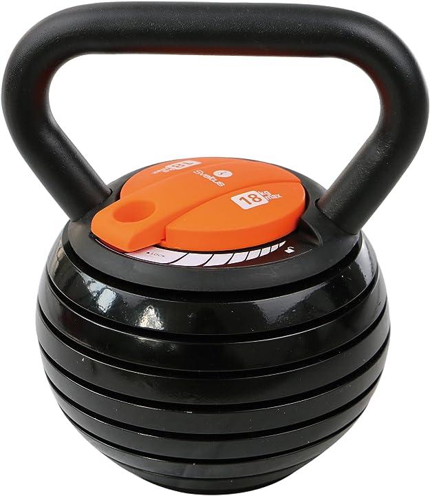 Kettlebell a carico variabile sveltus - allenamento palestra crossfit fitness 1110
