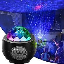 Led Sternenhimmel Projektor,Galaxy Projector Light mit Musikspieler&..