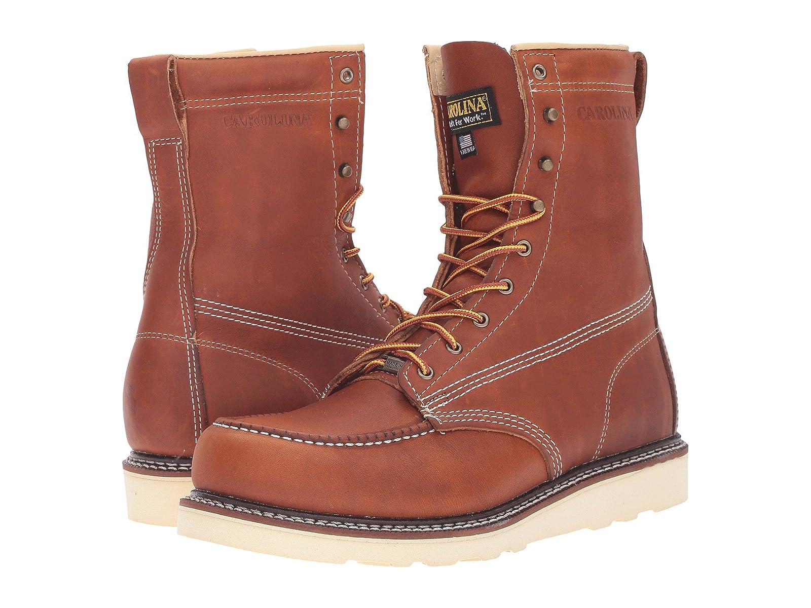 Carolina AMP USA Moc Toe Wedge CA7002Selling fashionable and eye-catching shoes