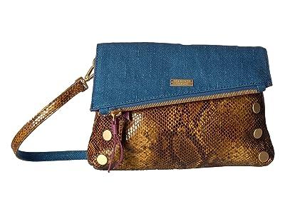 Hammitt Dillon Small (Mendocino/Brushed Gold) Handbags