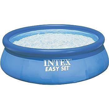 Intex Easy Set Pool, 10 Ft X 30 Inch (Multicolor)