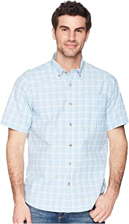 Spalding Gingham Short Sleeve Shirt