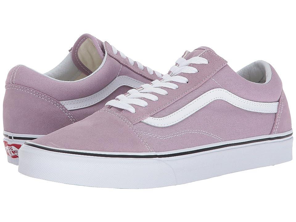 fb5d1ca4536 Vans Old Skooltm (Sea Fog True White) Skate Shoes