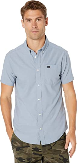 889c6247f9c1b9 RVCA Casual Button Up Shirts + FREE SHIPPING | Clothing | Zappos.com